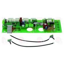 Placa electronica cu buton de comanda cuptor LAINOX 410X150mm #5034352