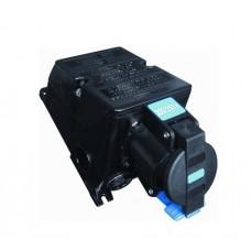Fisa/priza industriala aplicata ATEX, 16A, 2P+E, 200/250VAC #PRE316RB
