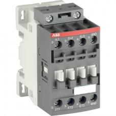Contactor ABB 3 poli 12A 100..250V AC/DC #AF12-30-10-13