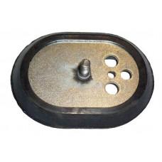 Flansa boiler ARISTON cu garnitura forma ovala #65103691