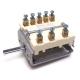 Comutator (selector) 7 pozitii 0-6 16A EGO 49.27215.746 #3057024
